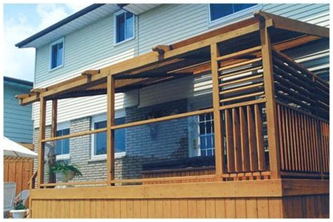roof overhang flexfence louver system