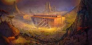 darren, aronofsky, unveils, his, , u0026, 39, fountains, of, the, deep, u0026, 39, , art, show, for, , u0026, 39, noah, u0026, 39