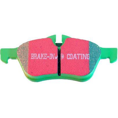 ebc green stuff ebc greenstuff front brake pads 2004 2017 sti dp21210