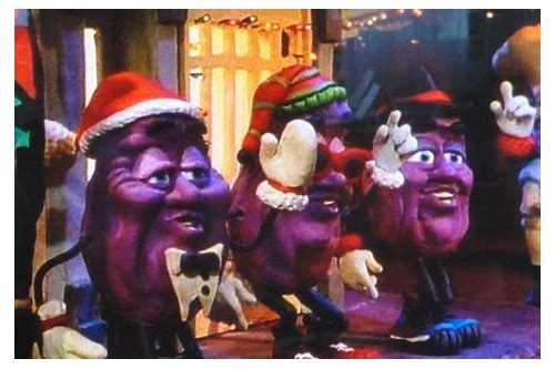 download california raisins christmas special