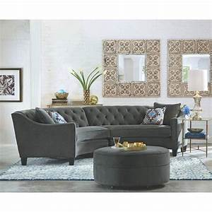 home depot sofa home decorators collection griffith sugar With sectional sofas home depot