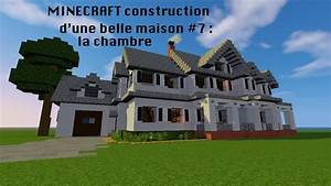 Video De Minecraft Maison : minecraft construction d une belle maison quipement de ~ Zukunftsfamilie.com Idées de Décoration