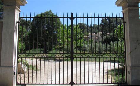 Portillon De Jardin En Fer by Portillon De Jardin En Fer Conceptions De La Maison