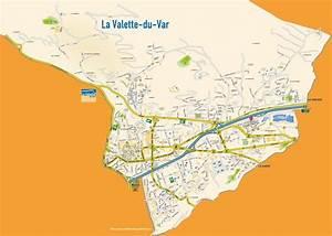 La Valette Var : ville de la valette du var le plan de la ville ~ Medecine-chirurgie-esthetiques.com Avis de Voitures