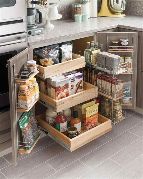 storage ideas for kitchen 25 best ideas about small kitchens on small