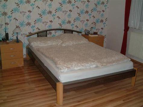 Bett 1,40m X 2m Metall  Buche In Eich  Betten Kaufen Und