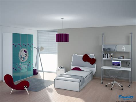 hello rooms for hello kitty girls room designs