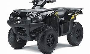 Kawasaki Kvf360  Kvf750 2003