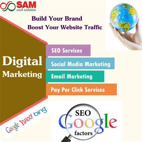 Digital Marketing And Seo Services by Part Of Digital Marketing In Business Growth Benefits Of
