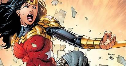 Wonder Woman Comic Desktop Wonderwoman Dc Comics