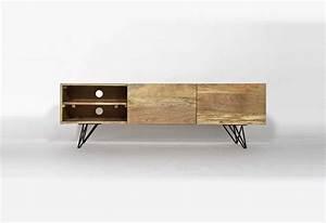 Idee Meuble Tv Fait Maison : 47 id es d co de meuble tv ~ Melissatoandfro.com Idées de Décoration