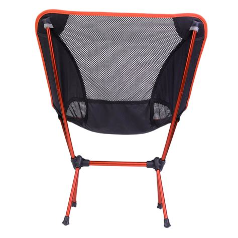 outad ultralight heavy duty folding chair for outdoor
