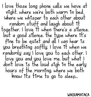 babe i love you so much quotes