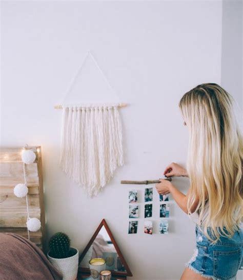 chambre lit blanc 1001 idées tutoriels et idées pour votre diy déco chambre