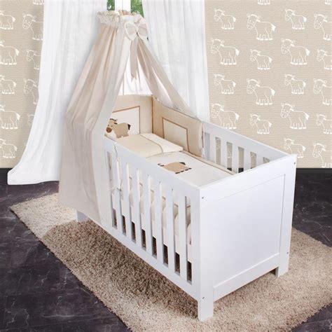 Für Kinderbett by Ihr Indivuduelles Babybett Mit Verschieden Textilien Und