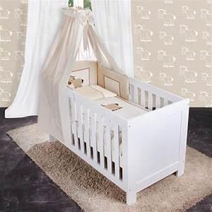 Babybett Am Bett : 9 babybetten kinderbetten 70x140 zur auswahl mit oder 5 tlg bettset zur auswahl ebay ~ Frokenaadalensverden.com Haus und Dekorationen