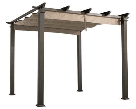 steel pergola with canopy where to start with pergolas garden club