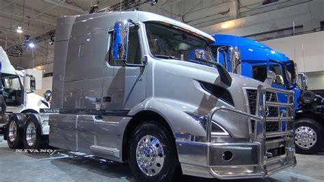 Volvo Truck 2019 Interior by 2019 Volvo Vnr 64t 640 Sleeper Exterior And Interior