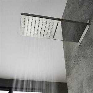 Raindance E360 Air 1jet Kopfbrause Mit Brausearm 390 Mm : die besten 25 kopfbrause ideen auf pinterest begehbare ~ Michelbontemps.com Haus und Dekorationen