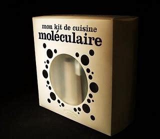kit de cuisine moleculaire mon kit de cuisine moléculaire paperblog