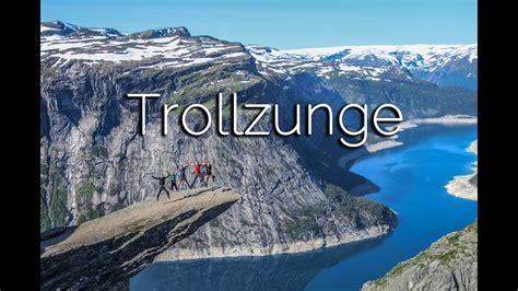 trollzunge norwegen roadtrip youtube
