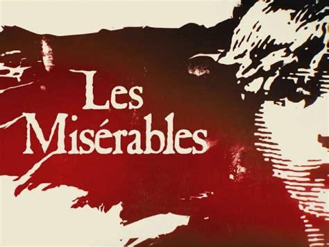 literary elements  les miserables