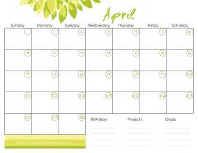 free printable monthly calendars gameshacksfree