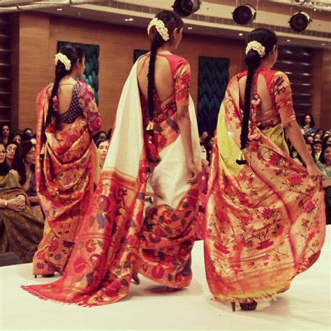 paithani saree  pride  maharashtra richest sarees
