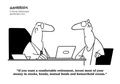 retirement cartoons randy glasbergen glasbergen