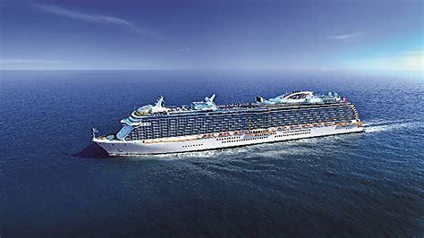 Princess Cruises To Homeport New Ship In Shanghai Year-round