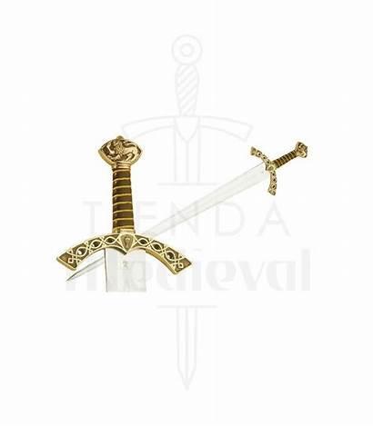 Lancelot Sword Bronze Swords Medieval Espadas Espada
