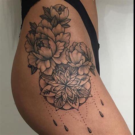Pin De Ann Jørgensen En Lår Tattoo  Pinterest Diseños