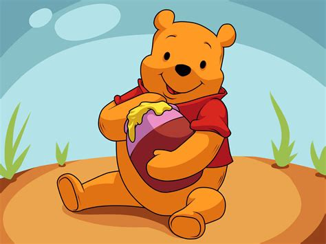 winnie the pooh how to draw winnie the pooh 15 steps with pictures wikihow