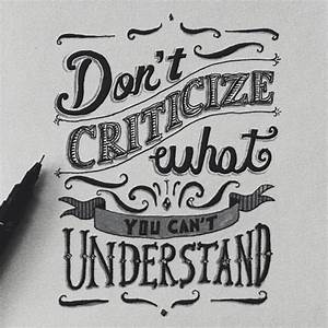 20+ Inspiring Handwritten Typography Quotes by Joao Neves ...