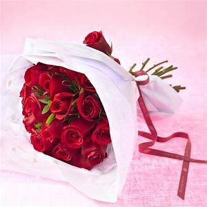 Beau Bouquet De Fleur : saint valentin les plus beaux bouquets de fleurs ~ Dallasstarsshop.com Idées de Décoration