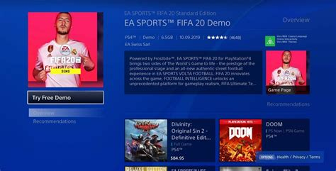 Download fifa 20 for windows pc from filehorse. FIFA 20 Demo Now Available For Download