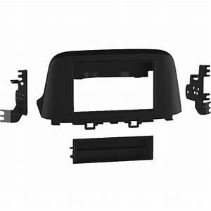 Metra Dash Kit For Select 2018 Hyundai Kona Vehicles Matte