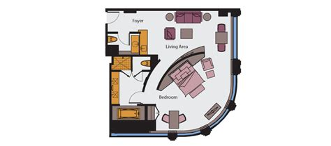 mgm grand casino floor plan pin by lelonek on cool apartments