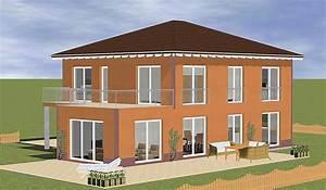 Grundriss Haus 200 Qm : 123 modernes haus 120 qm baureihe a 5 von ebh haus schw ~ Watch28wear.com Haus und Dekorationen