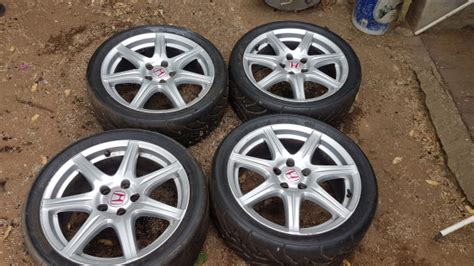 Honda Type R Wheels