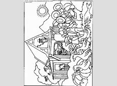 Haiti Children Coloring Pages Sketch Coloring Page