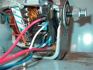 Day Company  Kenmore  Whirlpool  Dryer Motor Wiring