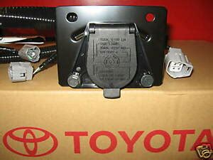 2013 Tacoma Trailer Wiring Harnes Diagram by 2005 2015 Tacoma Trailer Tow Hitch Wire Harness 7 Pin