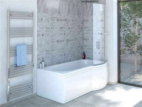 badewanne mit dusche kombiniert duschbadewanne 170x85 cm r mit badewannenaufsatz badewanne mit