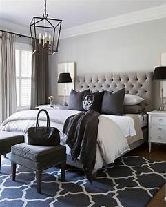 Schlafzimmer Design Grau : schlafzimmer schwarz weis rot raum und m beldesign inspiration ~ Markanthonyermac.com Haus und Dekorationen