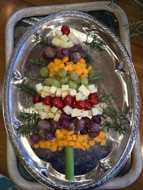 easy christmas tree relish tray holiday ideas pinterest