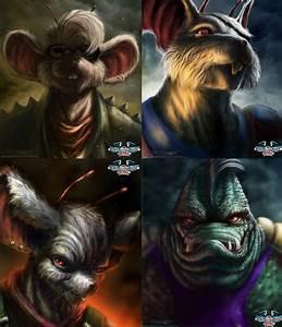 Biker Mice From Mars : Digital Paintings by AtomiccircuS ...