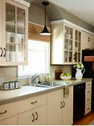Paint Colors For Light Kitchen Cabinets by Gorgeous Galley Kitchen Neutral Paint Colors Offer By The Light C