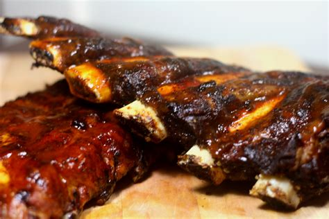 grilled pork ribs hickory grilled beef and pork ribs meals for my mother in law