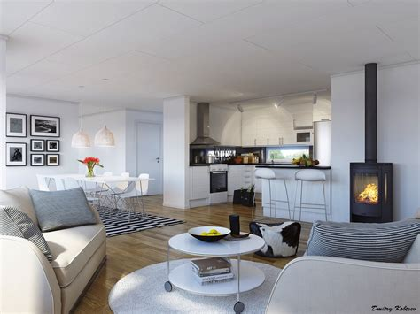 cuisine ouverte sur salle a manger 15 beautiful living rooms that we came across recently